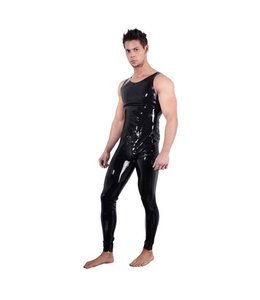 The Latex Collection Latex Heren Jumpsuit