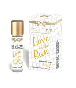 Eye Of Love EOL Mini Rollon Parfum Vrouw/Man Excite - 5 ml