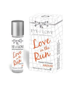 Eye Of Love EOL Mini Rollon Parfum Vrouw/Vrouw Arouse - 5 ml