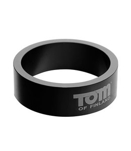 Tom of Finland Aluminium Cockring - 50mm