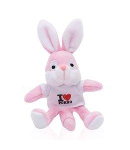 Naughty Bunny Naughty Bunny Magneet - Wit