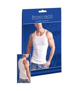 Svenjoyment Underwear Heren Tanktop - Wit