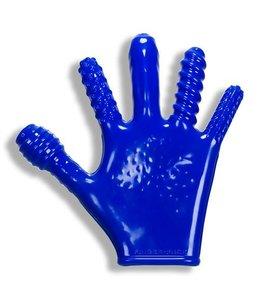 Oxballs Finger Fuck Handschoen - Blauw