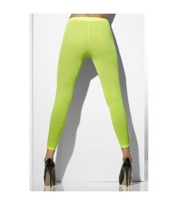 Fever Neon groene legging
