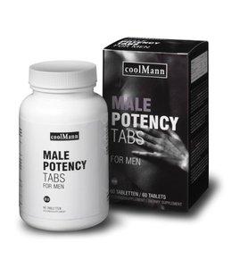 Coolmann CoolMann - male potency tabs