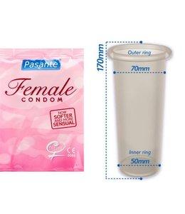 Pasante Pasante Vrouwen Condoom 3st