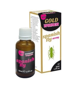 Ero by Hot Spanish Fly lustopwekker voor vrouwen - Gold strong 30 ml