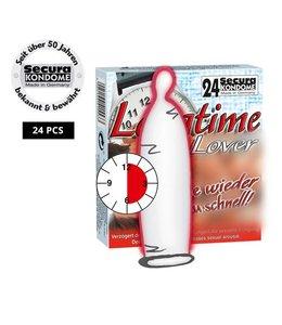 Secura Kondome Secura Longtime Lover 24 Stuks