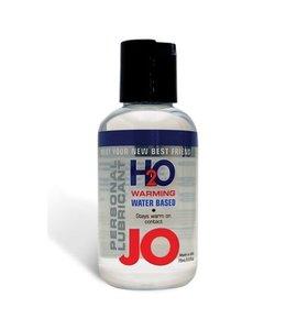 System JO JO H2O  - Glijmiddel Warming 75ml