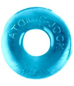 Oxballs Do-Nut 2 Penisring - IJs Blauw