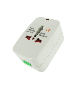 Master Series Universele Voltage Adapter