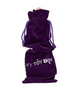 You2Toys My Toy Boy Fluwelen opbergzak