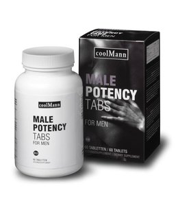Coolmann CoolMann - male potency tabs