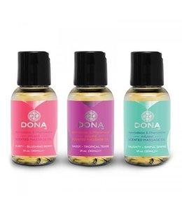 Dona-by-Jo Dona geurende massageolie
