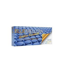 Pharmquests Blue Mellow Erectiepillen