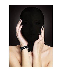 Ouch Subjugation Masker - Zwart