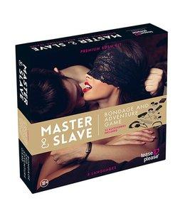 Tease & Please Master & Slave Bondage Spel