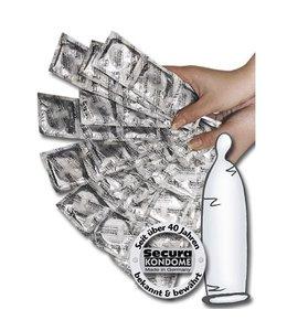 Secura Kondome Secura Transparante Condooms - 1000 stuks