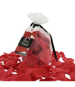 Lovers Premium Rose Petals Red