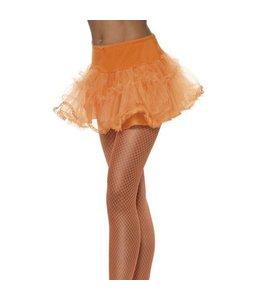 Fever Tule Petticoat - Oranje