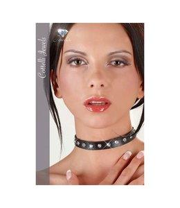 Cottelli Collection Halsband met siersteentjes