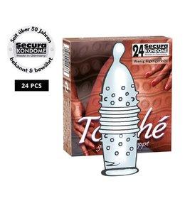 Secura Kondome Secura Touché 24 Stuks