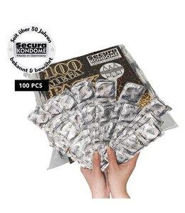 Secura Kondome Secura Transparant Condooms - 100 stuks