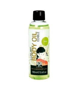 Shiatsu Shiatsu luxe body olie - Limoen