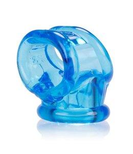 Oxballs Cocksling-2 Ballstretcher - Ijsblauw