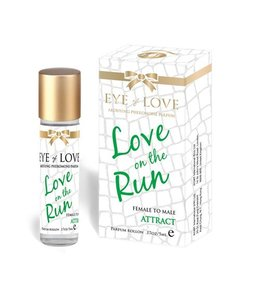 Eye Of Love EOL Mini Rollon Parfum Vrouw/Man Attract - 5 ml