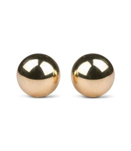 Easytoys Geisha Collection Easytoys Ben Wa Ballen 22mm - Goudkleurig