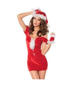 Christmas Kerstjurkje - Hot Santa