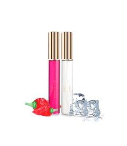Bijoux Indiscrets Duet Kissable Nip Gloss - Verkoelend & Verwarmend