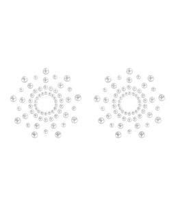 Bijoux Indiscrets Mimi Tepelstickers - Wit