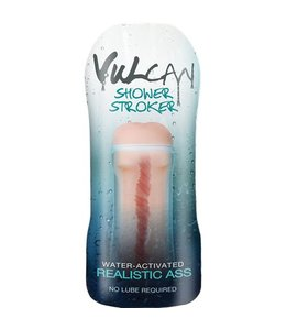 Vulcan Vulcan Shower Stroker - Realistic Ass