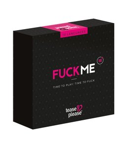 Tease & Please Fuck Me Spel