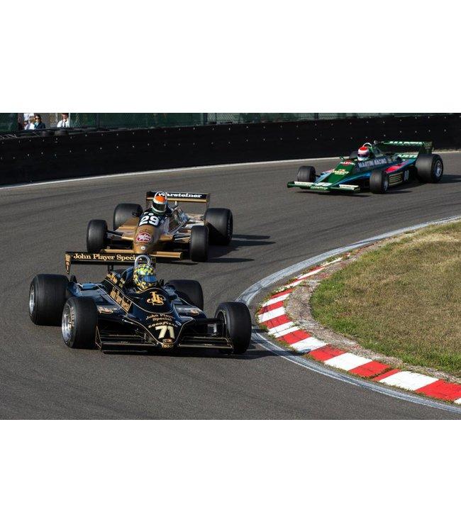 VIP tickets Historic Grand Prix Zandvoort 2018