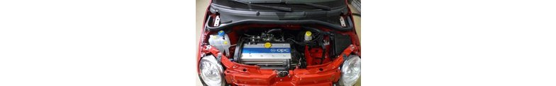 2.0 Turbo OPC engine with M32 gearbox in a Fiat 500!