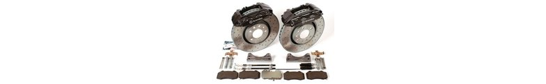 Brake parts, brake systems, brake upgrades