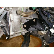 Mathijssen Technics Single Engine mount left-front (LH), To fit Calibra Turbo engine C20LET with F28 6-speed into Vectra-B.