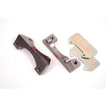 Mathijssen Technics Caliper brackets for fitting Brembo brakes on the front axle of Corsa-C, Meriva-A en Tigra-B