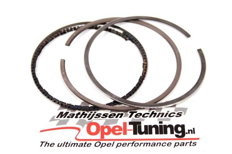 Mahle piston rings 86,00 mm for 2.0 Ecotec Opel engines