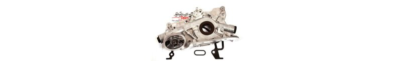 Strenghtened oil pumps