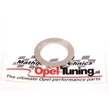 Mathijssen Technics Separate stainless steel ring for  the motorsport wheel hub