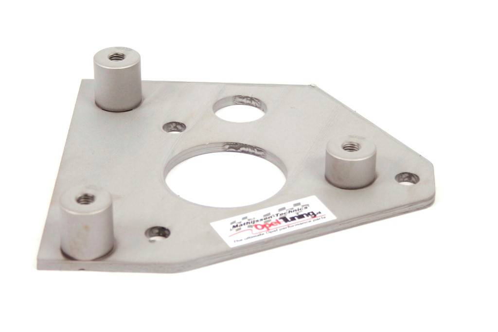 Bracket for Airconditioning pump on 2.0L Corsa B and Tigra A