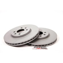 Set 280 x 25 mm 4 stud brake dics.
