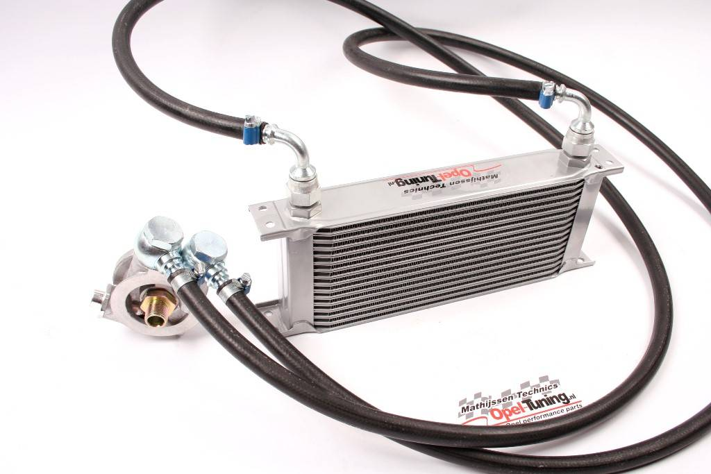 Mathijssen Technics High performance oil cooler kit