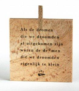 Gedicht 'Dromen'