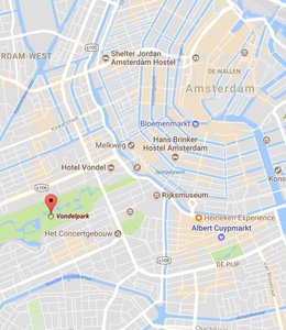 Els, Amsterdam (Vondelpark)