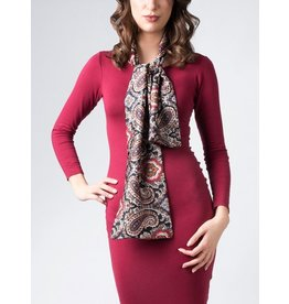 Pia Rossini Pia Rossini - Guiliana Scarf.<p><li>Fabric: 100% Polyester.<li>Style: GUI001